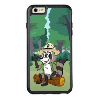 Ranger Rick   Ranger Rick Sitting OtterBox iPhone 6/6s Plus Case