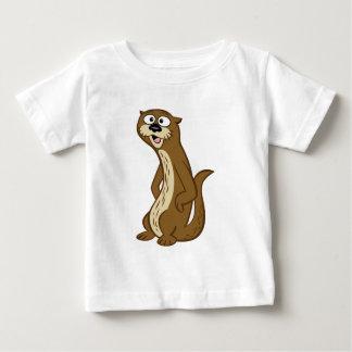 Ranger Rick | Reggie Otter Baby T-Shirt