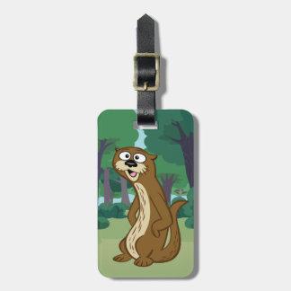 Ranger Rick | Reggie Otter Bag Tag