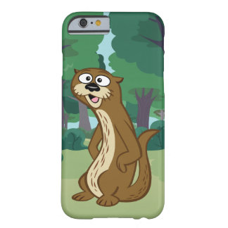 Ranger Rick   Reggie Otter Barely There iPhone 6 Case