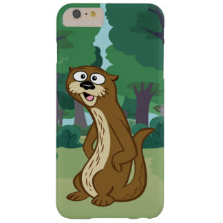 Ranger Rick   Reggie Otter Barely There iPhone 6 Plus Case