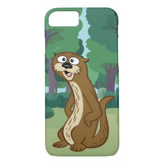 Ranger Rick   Reggie Otter iPhone 7 Case