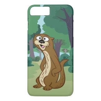 Ranger Rick   Reggie Otter iPhone 7 Plus Case