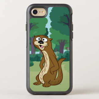 Ranger Rick   Reggie Otter OtterBox Symmetry iPhone 7 Case