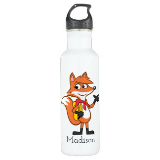 Ranger Rick | Scarlett Fox Waving 710 Ml Water Bottle