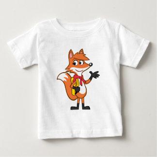 Ranger Rick | Scarlett Fox Waving Baby T-Shirt