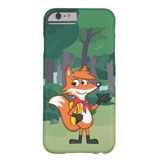 Ranger Rick   Scarlett Fox Waving Barely There iPhone 6 Case
