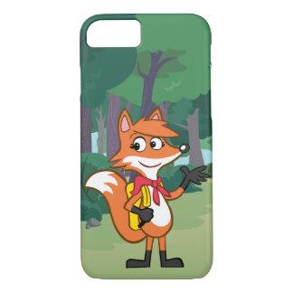 Ranger Rick   Scarlett Fox Waving iPhone 7 Case