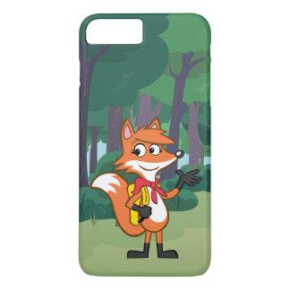 Ranger Rick | Scarlett Fox Waving iPhone 7 Plus Case