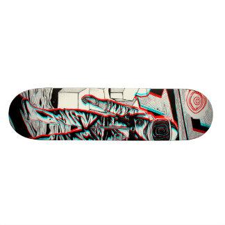 ranger rick skateboard decks