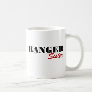 Ranger Sister Coffee Mug