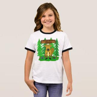 Ranger Station Platypus Ringer T-Shirt