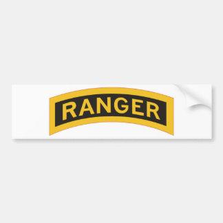 Ranger Tab bumber sticker Car Bumper Sticker