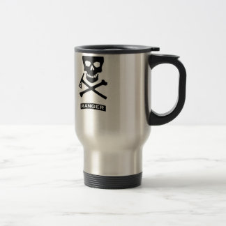 Ranger thermos stainless steel travel mug