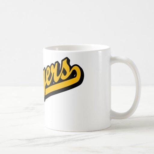 Rangers in Orange Coffee Mugs