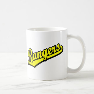 Rangers in Yellow Mug