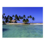 Ranguana Caye, Belise Postcards