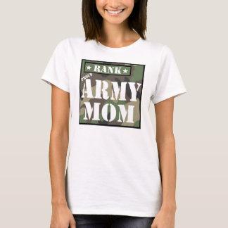 Rank - Army Mom T-Shirt