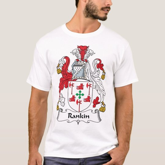 Rankin Family Crest T-Shirt
