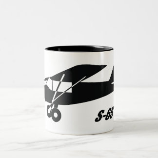 RANS S-6S Two-Tone COFFEE MUG