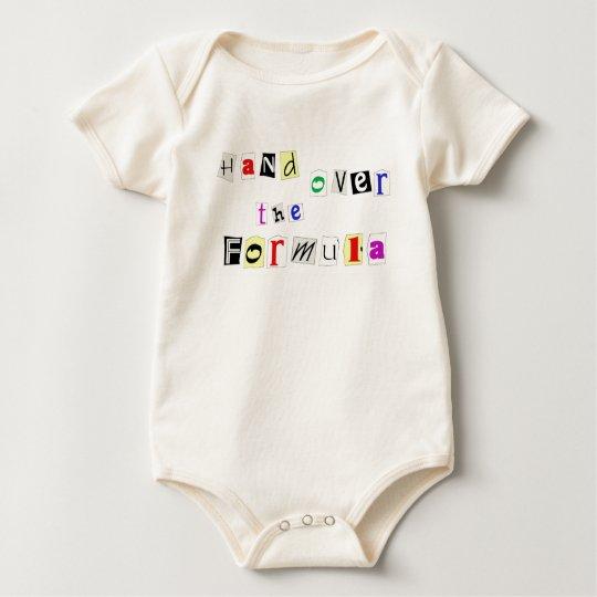 ransom baby bodysuit