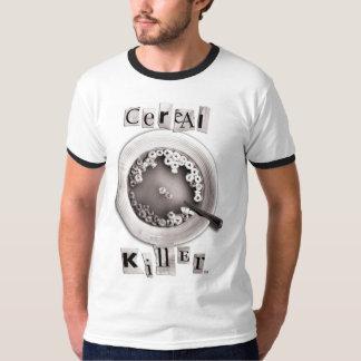 Ransom Note Cereal Killer T-Shirt
