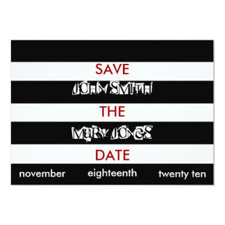 Ransom Save The Date Cards 13 Cm X 18 Cm Invitation Card