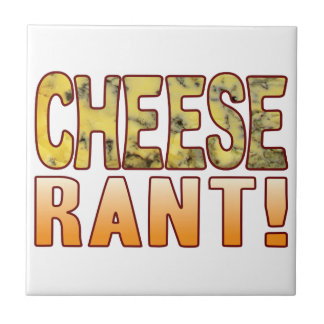Rant Blue Cheese Small Square Tile