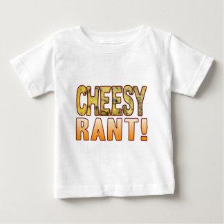 Rant Blue Cheesy Baby T-Shirt