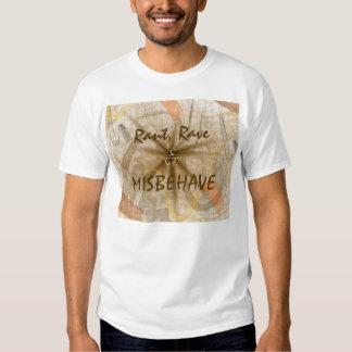 Rant Tee Shirt