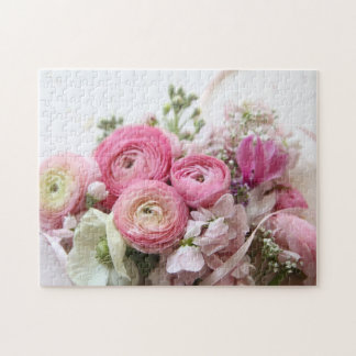 Ranunculus, other spring blooms jigsaw puzzle