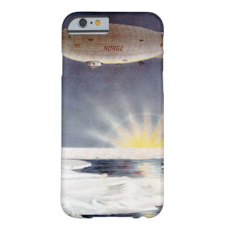 Raold Amundsen's airship Norge over North Pole Barely There iPhone 6 Case