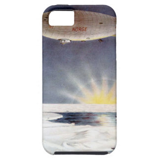 Raold Amundsen's airship Norge over North Pole Tough iPhone 5 Case