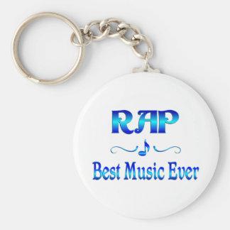 Rap Best Music Keychains