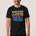 Rap Couture - Sneaker Junkie-Addict-Fiend Tees