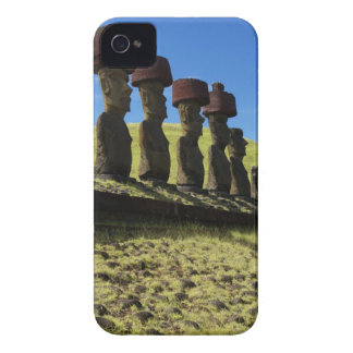 Rapa Nui artifacts, Easter Island iPhone 4 Case
