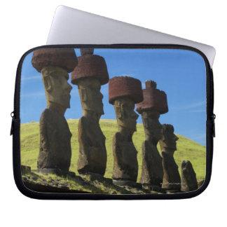 Rapa Nui artifacts, Easter Island Laptop Sleeve