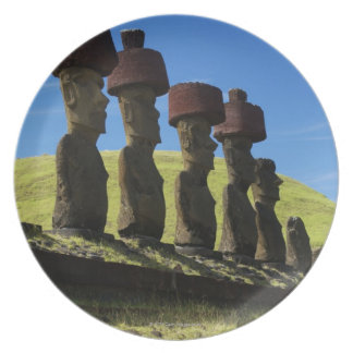 Rapa Nui artifacts, Easter Island Plate
