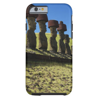Rapa Nui artifacts, Easter Island Tough iPhone 6 Case