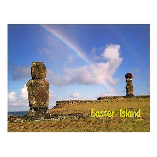 Rapa Nui, Easter Island Post Cards