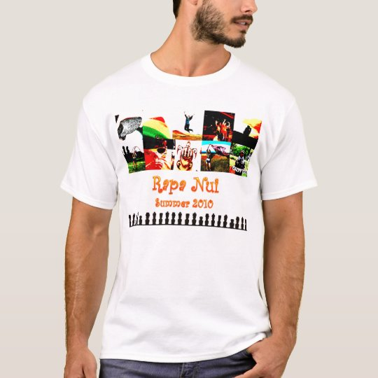 Rapa Nui Field School T-shirts