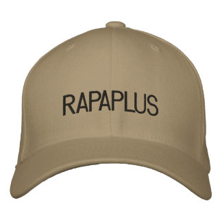 RAPAPLUS EMBROIDERED HATS