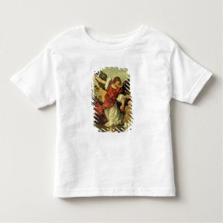 Raphael and Tobias, 1507-8 (oil on panel) Toddler T-Shirt
