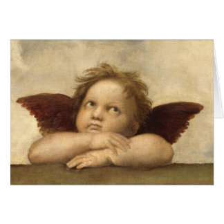 Raphael Angel 2 Card