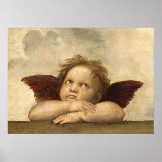 Raphael Angel 2 Posters