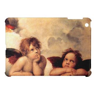 Raphael Cherubs Sistine Madonna iPad Mini Case