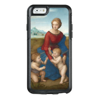 Raphael Madonna in Meadow Renaissance Painting OtterBox iPhone 6/6s Case