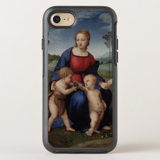 Raphael Madonna of the Goldfinch OtterBox Symmetry iPhone 8/7 Case
