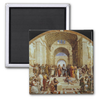 Raphael s The School of Athens circa 1511 Magnets