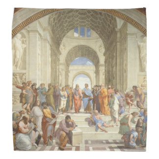 Raphael - School of Athens Bandana